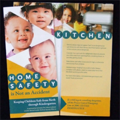Child Safety Brochure