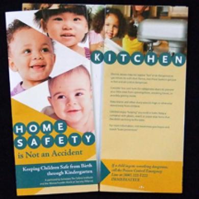 Child Safety Brochure